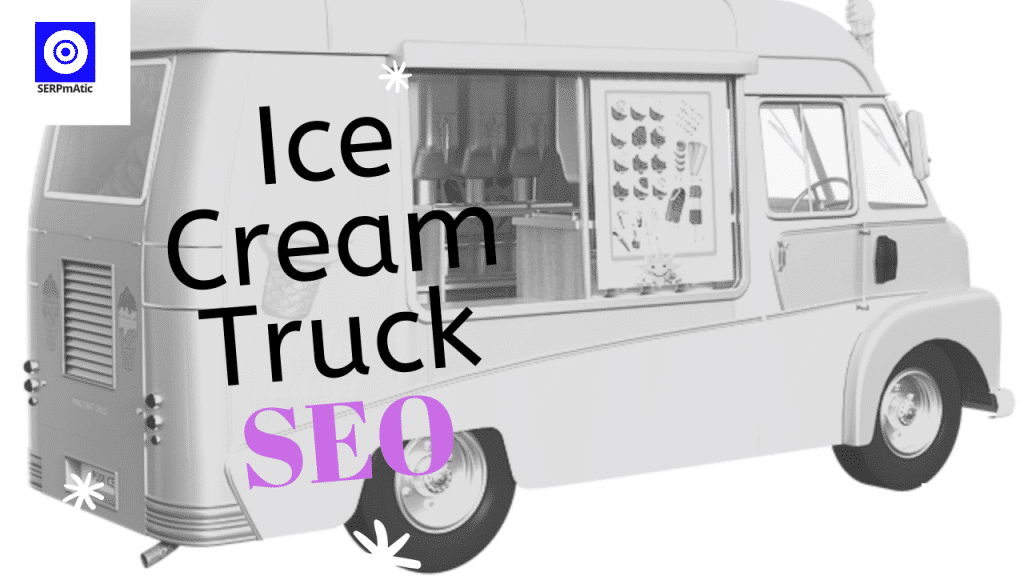 Ice Cream Truck SEO